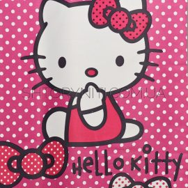 Штора Hello kitty