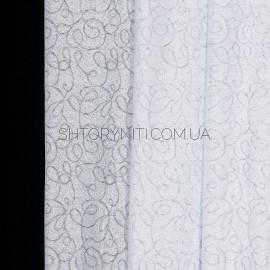Тюль сетка с рисунком Kapitola