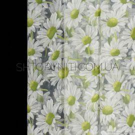 Тюль с цветами Camomile 7