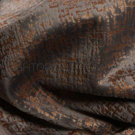 Бархатные шторы с теснённым рисунком Mido 10