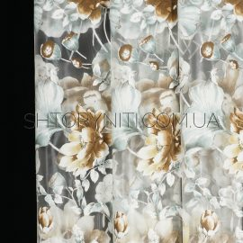 Тюль Flowers story 2