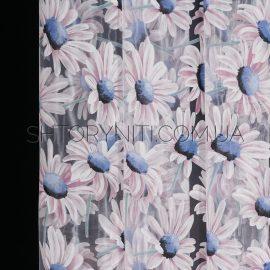 Тюль с цветами Camomile