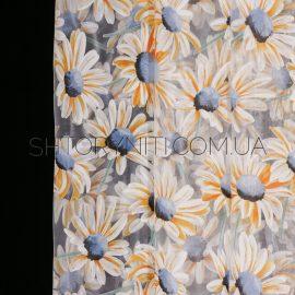 Тюль с цветами Camomile 3