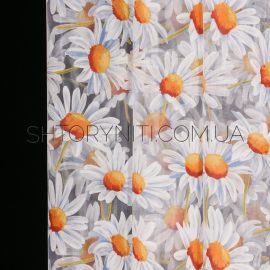 Тюль с цветами Camomile 2