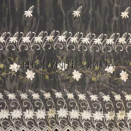 Короткая тюль Carnation 1