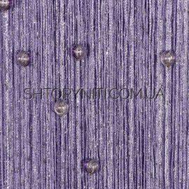 Шторы нити дождь со стеклярусом №12