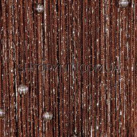 Шторы нити дождь со стеклярусом №8